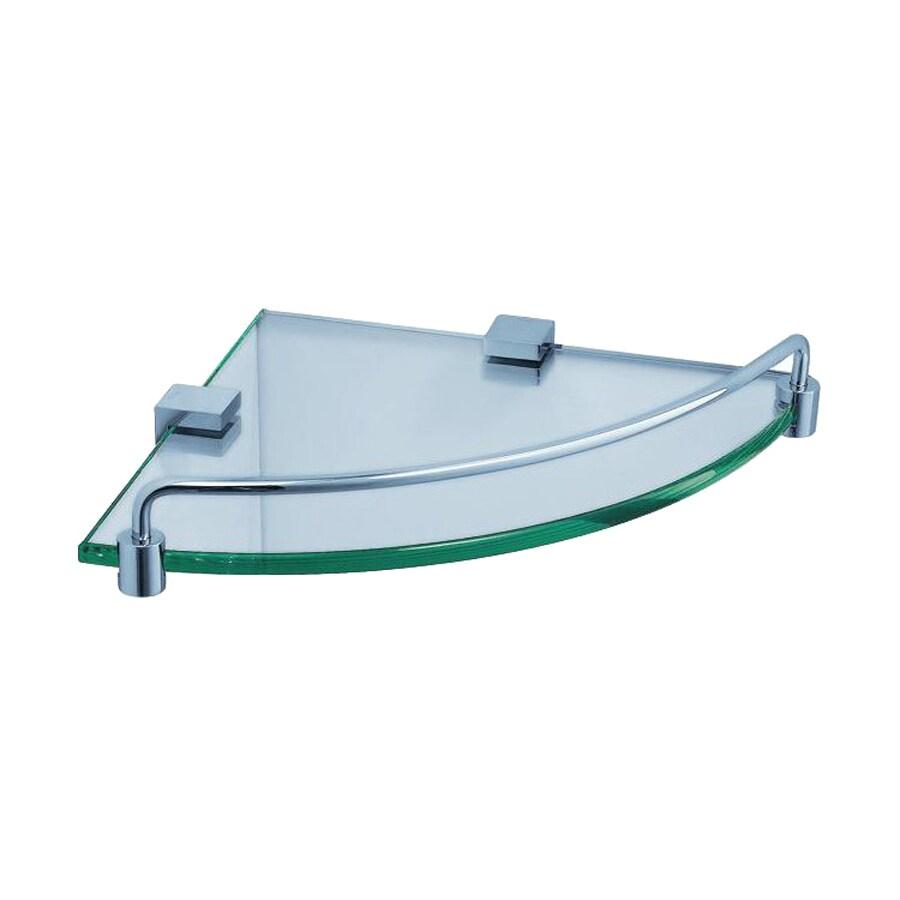 Fresca Ottimo Triple Chrome Brass Bathroom Shelf
