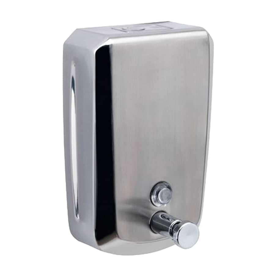 Nameeks Epos Chrome Soap and Lotion Dispenser