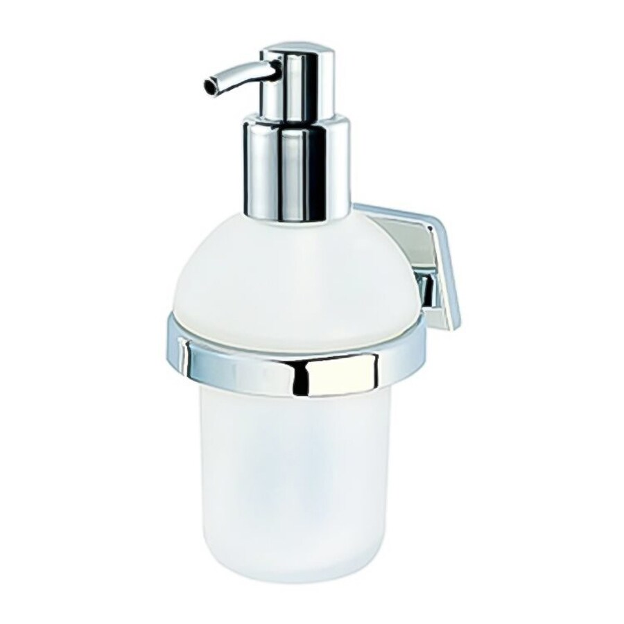 Nameeks Standard Hotel Chrome Soap and Lotion Dispenser