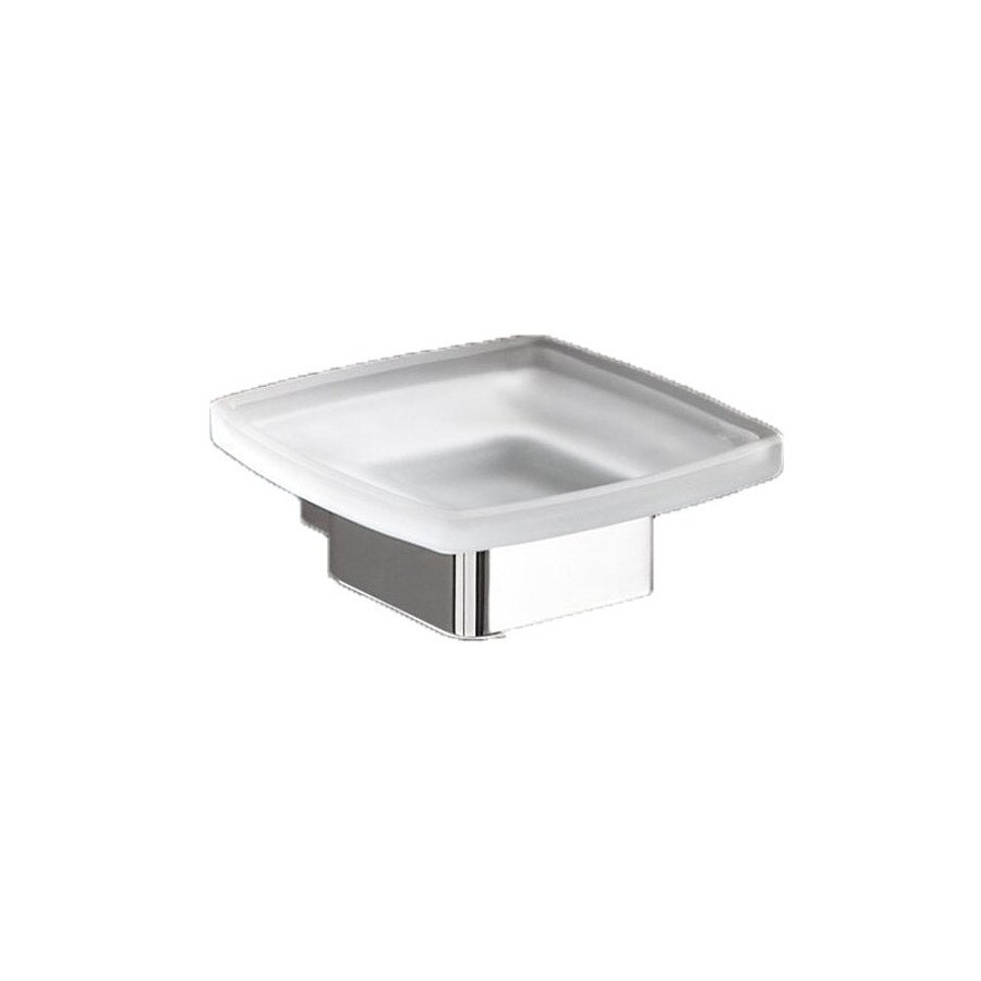 Nameeks Gedy Lounge Chrome Brass Soap Dish