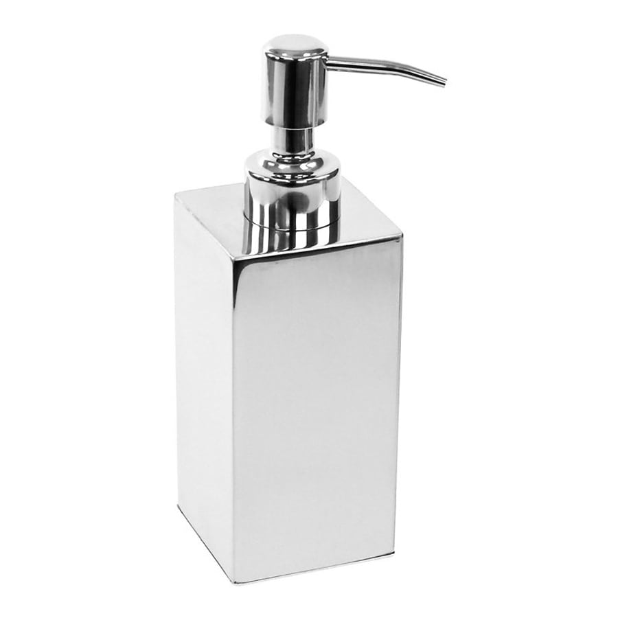 Nameeks Gedy Nemesia Chrome Soap and Lotion Dispenser