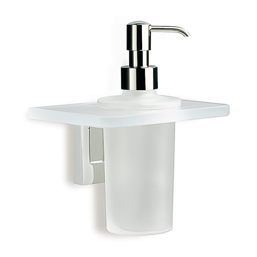 Nameeks Quid Chrome Soap and Lotion Dispenser