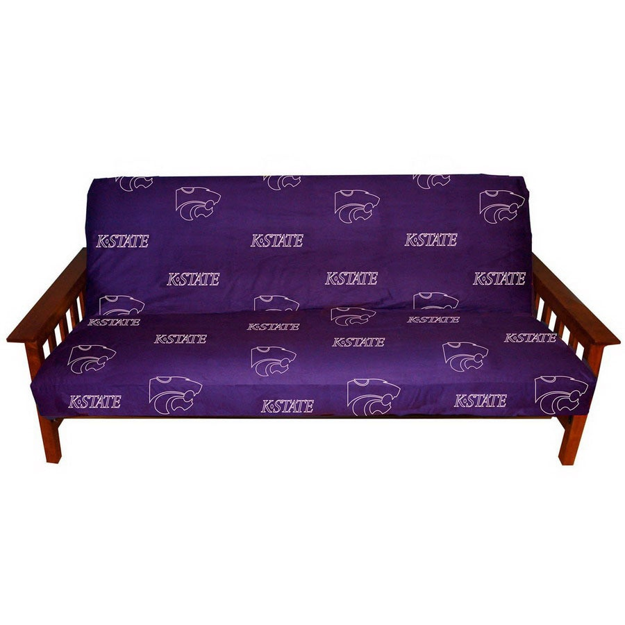 College Covers Kansas State Duck (Canvas) Futon Slipcover