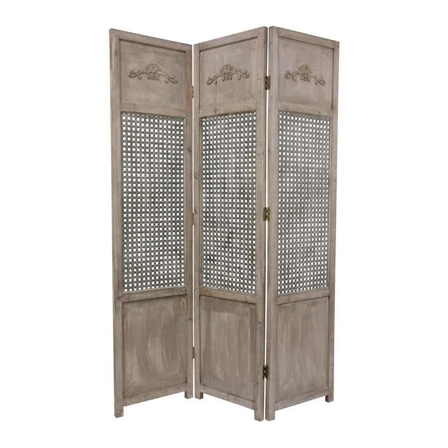 Shop oriental furniture panel distressed wood