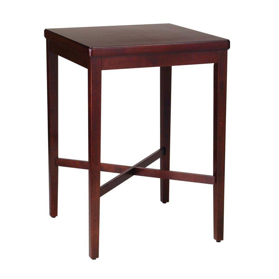 Home Styles Cherry Square Bistro Table