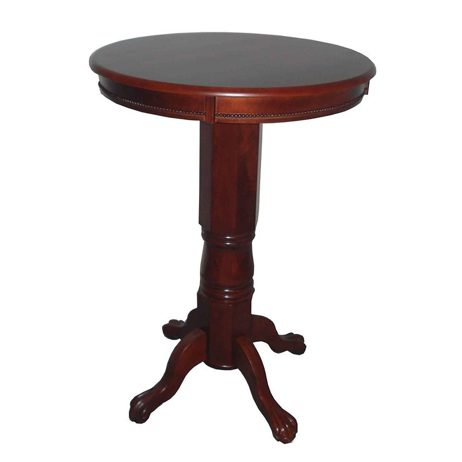 Boraam Industries Florence Cherry Round Dining Table