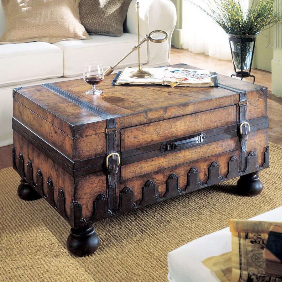Butler Specialty Heritage Rectangular Coffee Table