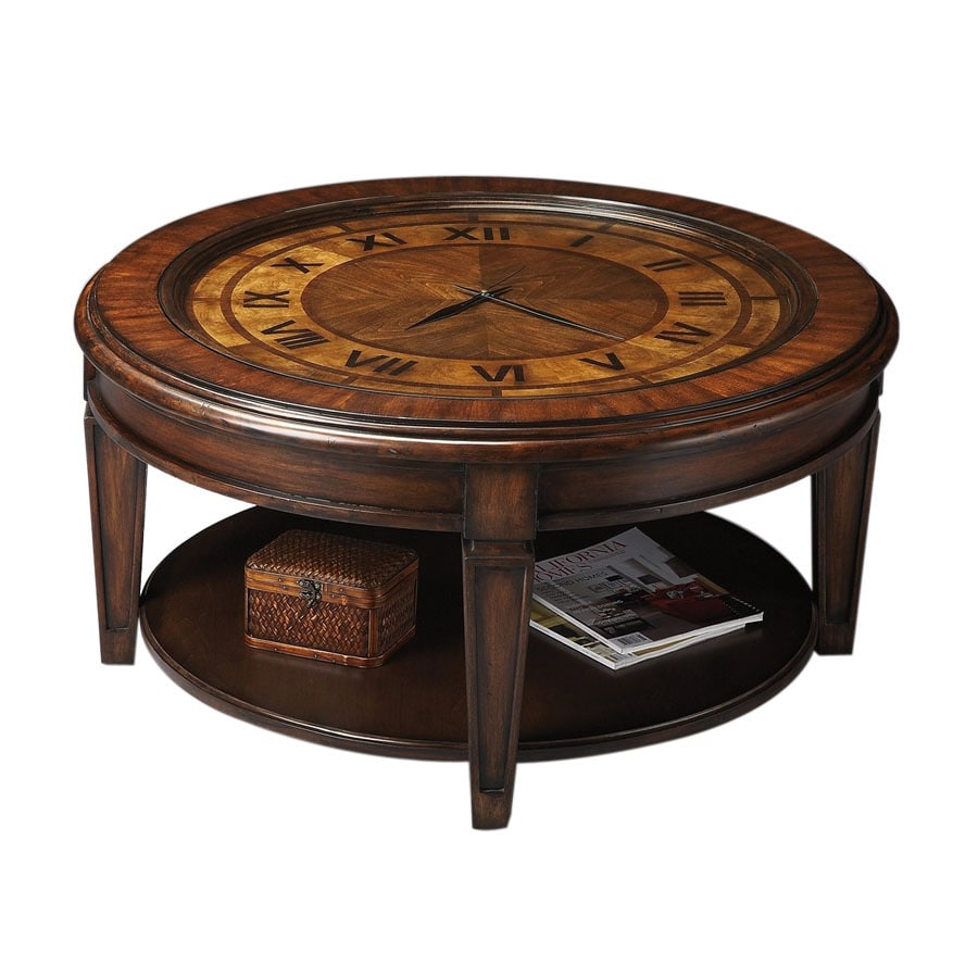 Shop Butler Specialty Heritage Round Coffee Table At