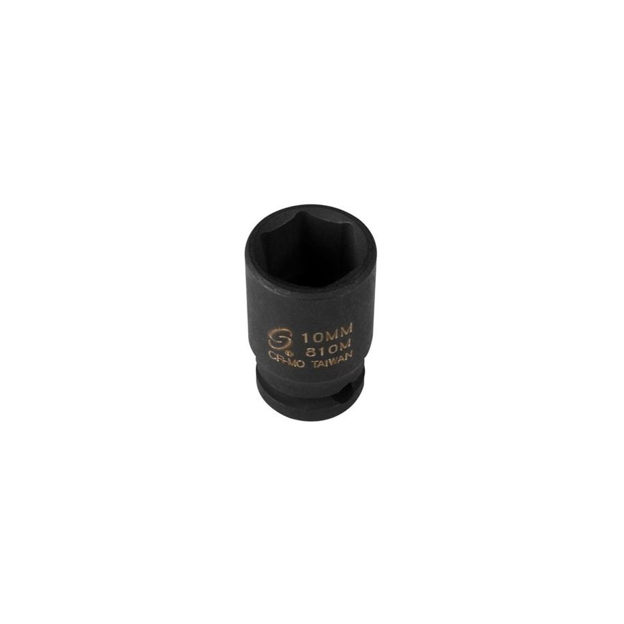 Sunex Tools 1/4-in Drive 8mm Shallow 6-Point Metric Impact Socket