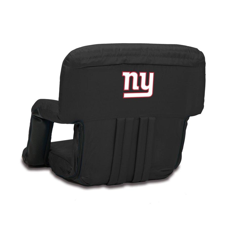 Picnic Time Indoor/Outdoor Steel New York Giants Bleacher Folding Chair