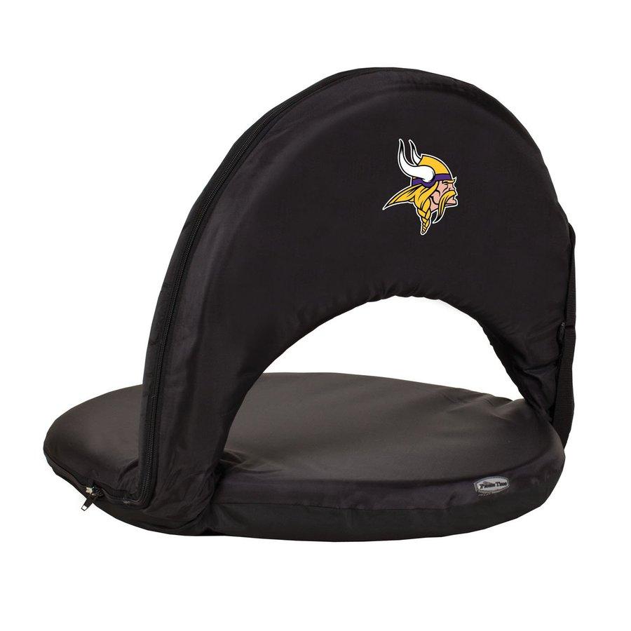 Picnic Time Indoor/Outdoor Steel Minnesota Vikings Bleacher Folding Chair
