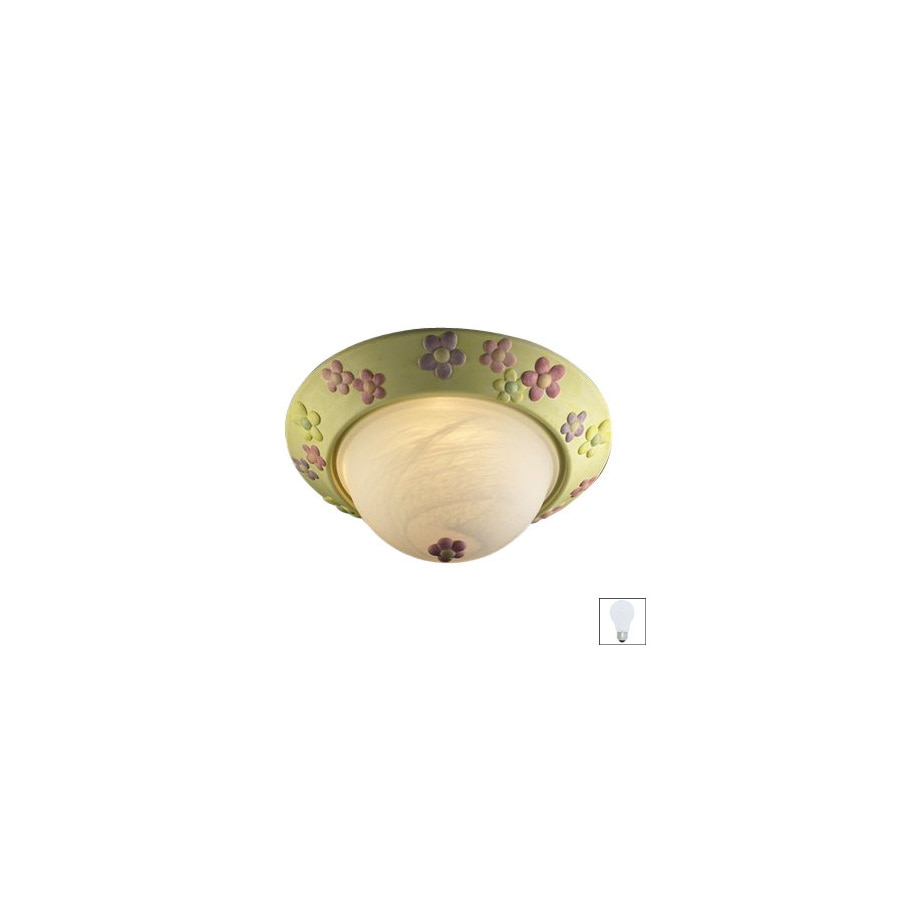 Cascadia Lighting 14-in W Kids Ceiling Flush Mount