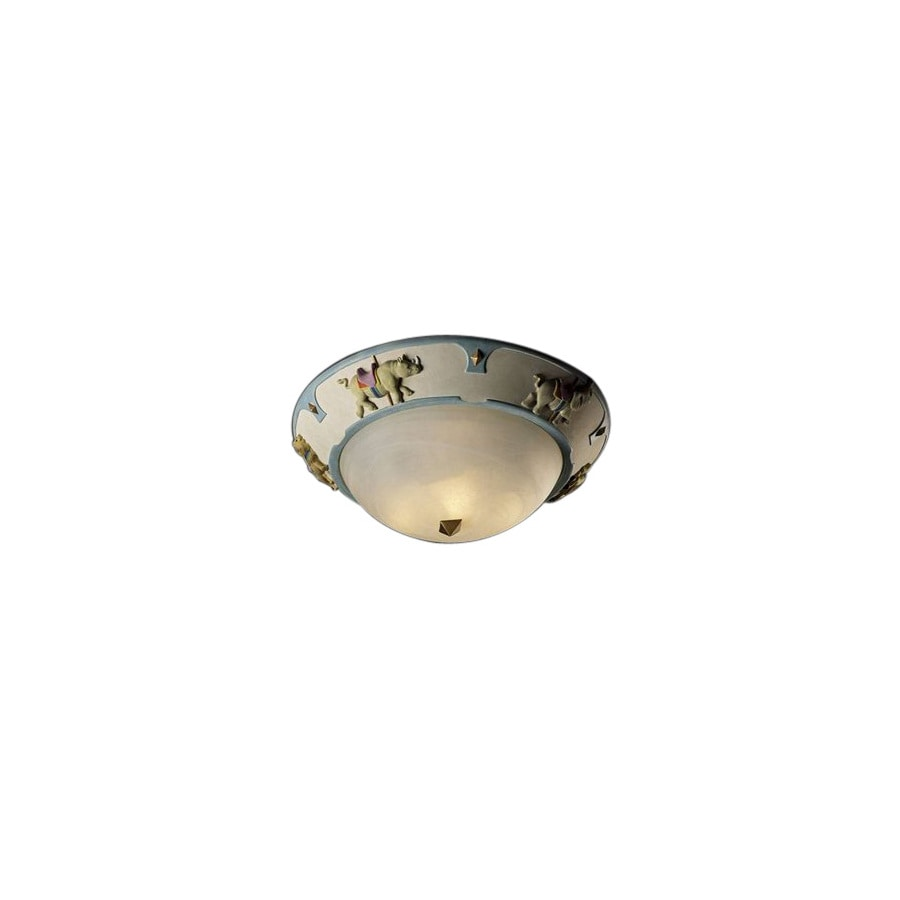 Cascadia Lighting 17-in W Kids Ceiling Flush Mount