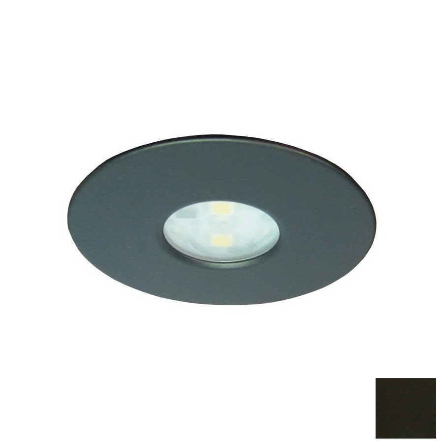 Shop DALS Lighting 2.63-in Hardwired/Plug-In Under Cabinet LED Puck Light at Lowes.com