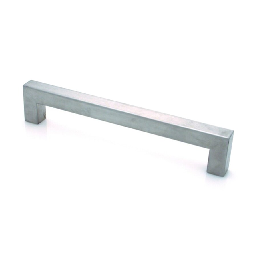 Topex Hardware 15-7/16-in Center-to-Center Stainless Steel Bar Cabinet Pull
