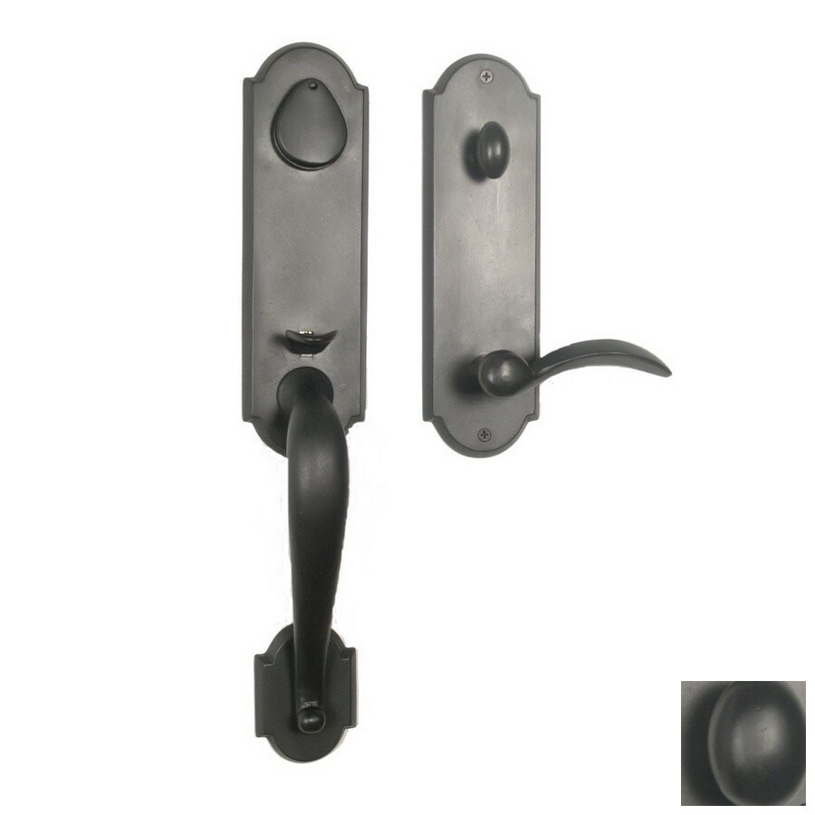 Shop Continental Hardware Naples Dark Bronze Single Lock