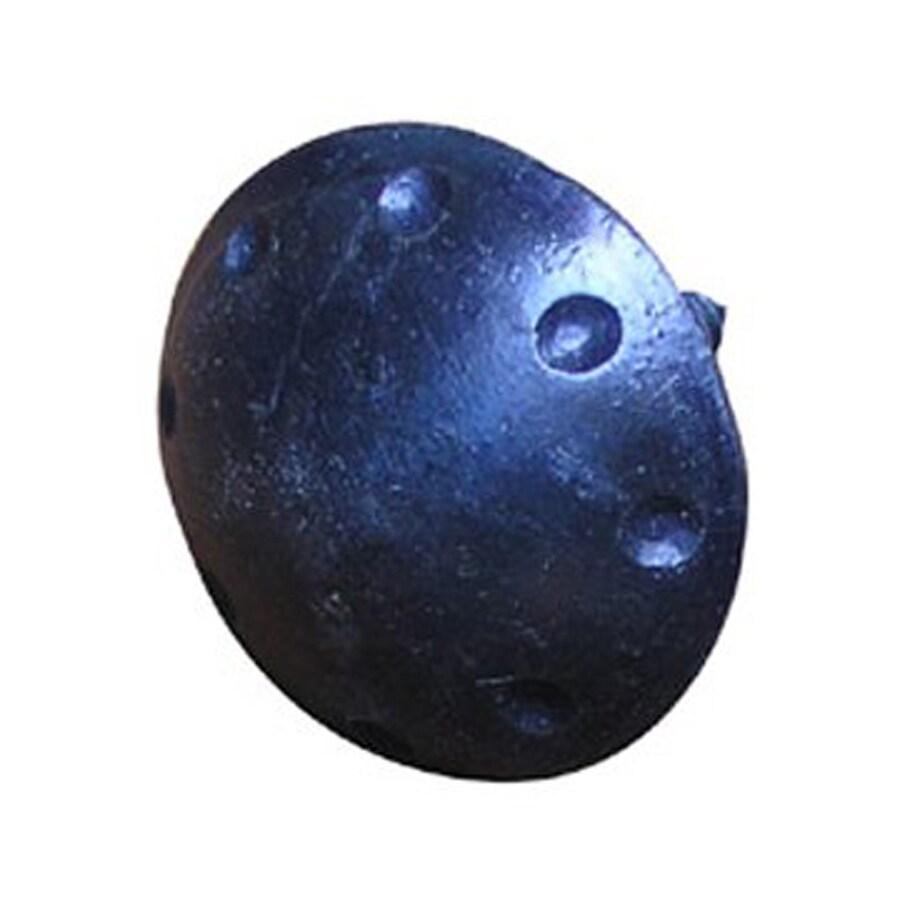 Artesano Iron Works 1-1/2-in Natural Iron Mushroom Cabinet Knob