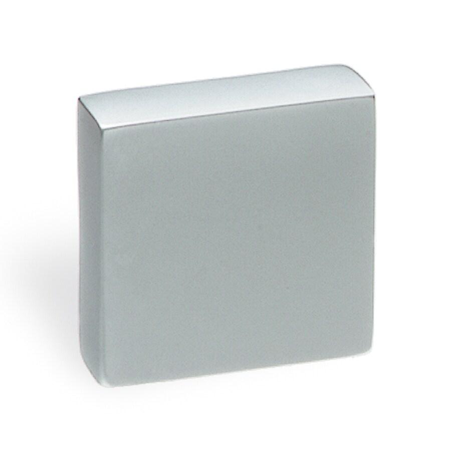 Schwinn Hardware Center-to-Center Satin Nickel Rectangular Cabinet Pull