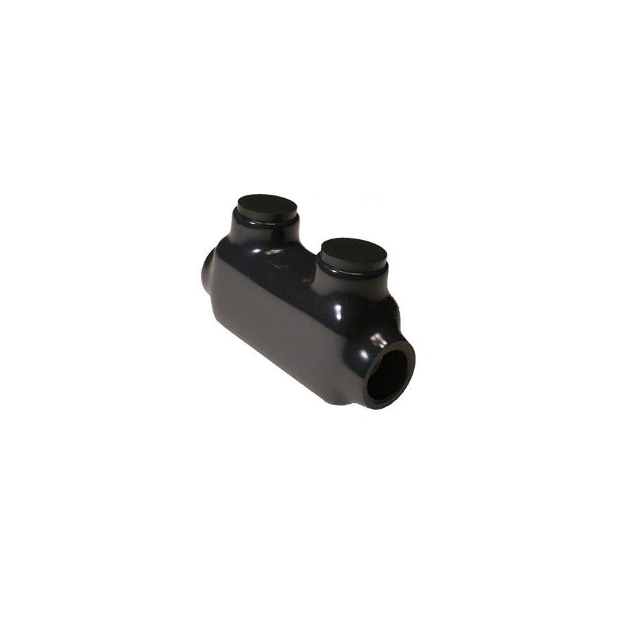 Morris Products 600-Volt Black Connector