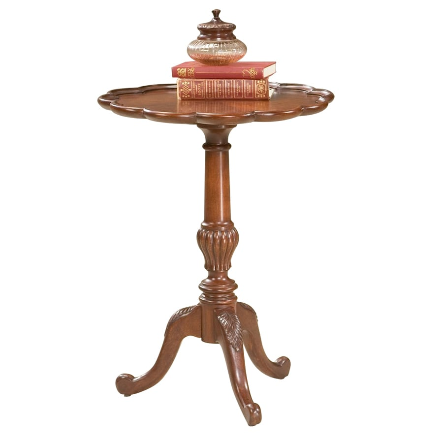 Butler Specialty Plantation Cherry Round End Table
