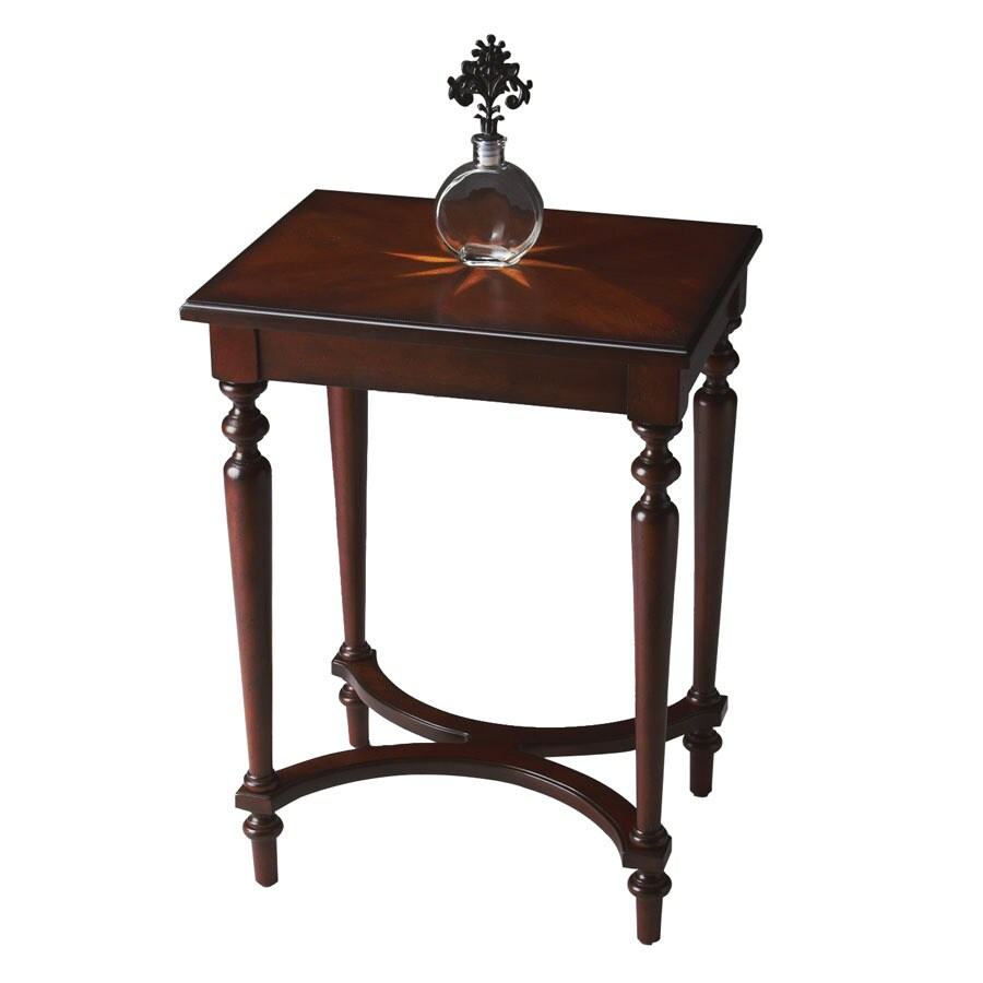 Butler Specialty Plantation Cherry Rectangular End Table