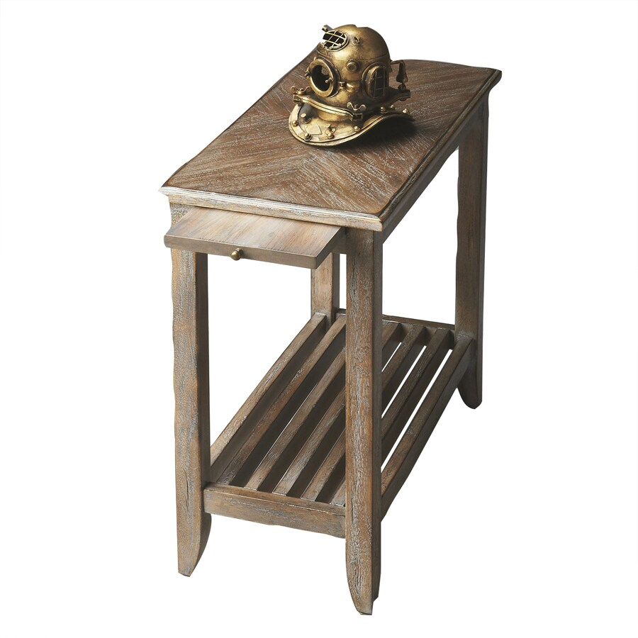 Butler Specialty Butler Loft Cherry Rectangular End Table