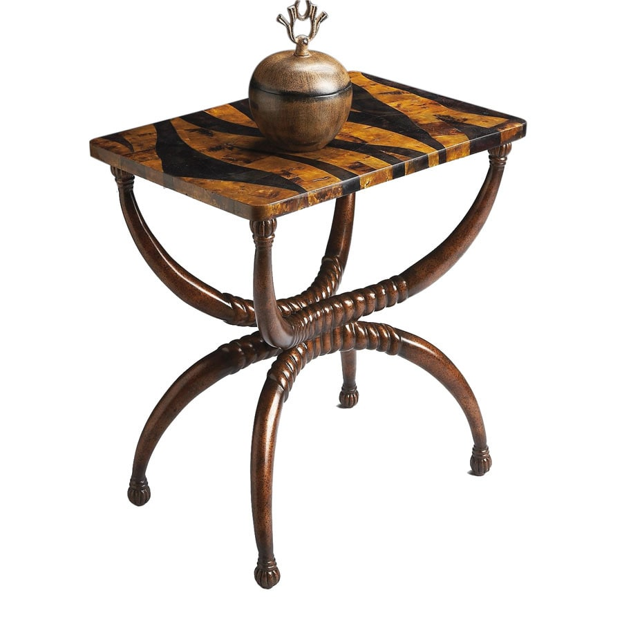 Butler Specialty Heritage Rectangular End Table
