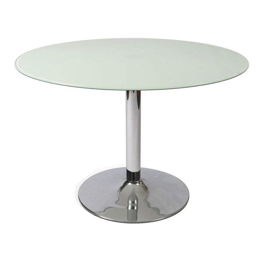Pastel Furniture Sundance Black Round Dining Table
