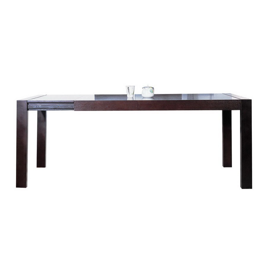 BH Design Espresso Rectangular Dining Table