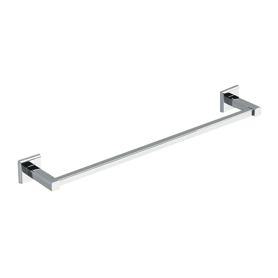 Nameeks Colorado Chrome Single Towel Bar (Common: 18-in; Actual: 18-in)