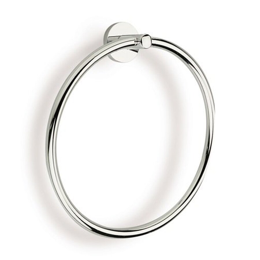 Nameeks Medea Brushed Nickel Wall Mount Towel Ring