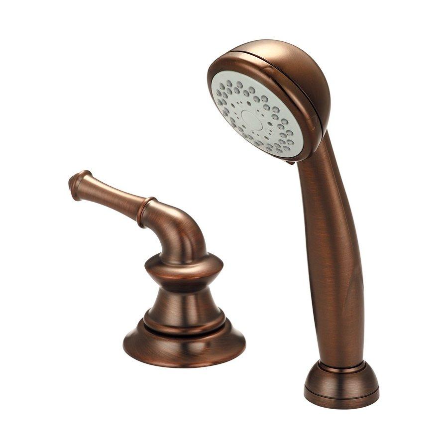 Pioneer Industries Del Mar 1.75-GPM (6.6 LPM) Oil-Rubbed Bronze 5-Spray WaterSense Hand Shower