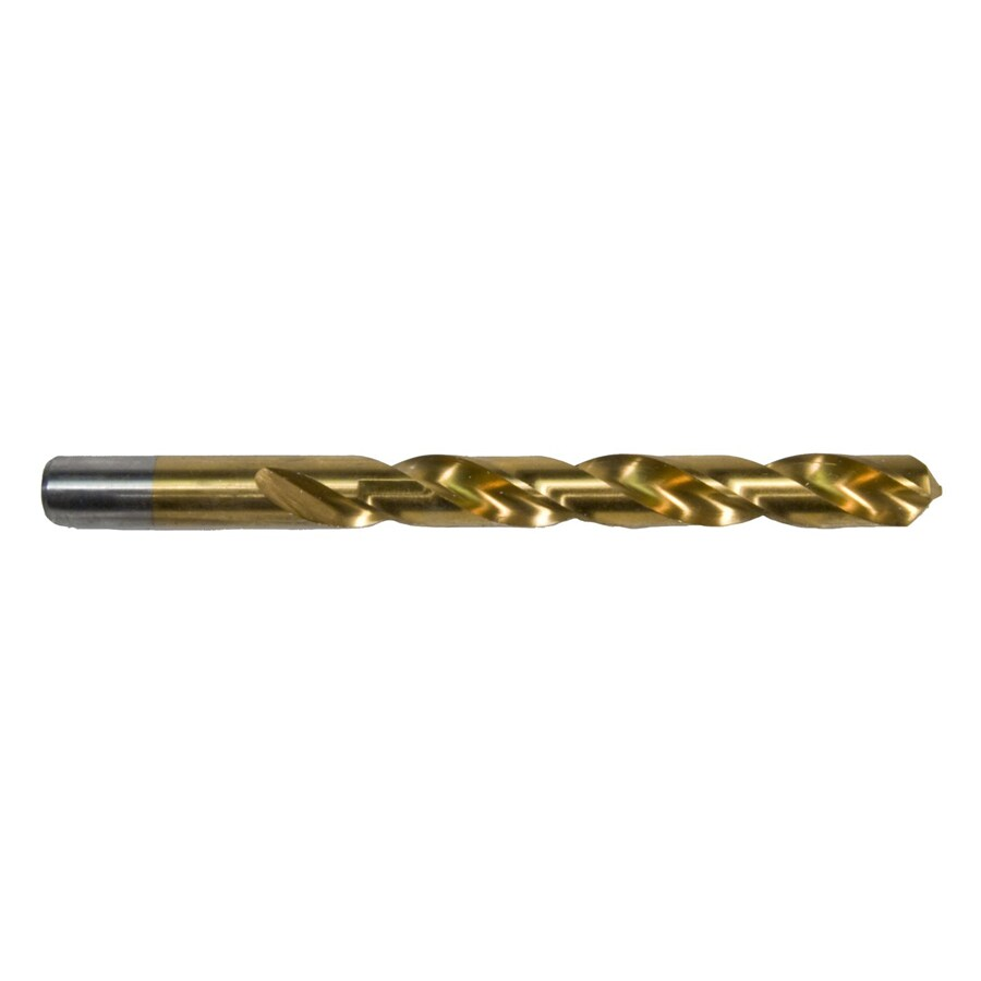 Morris Products 1/16-in Titanium Twist Drill Bit