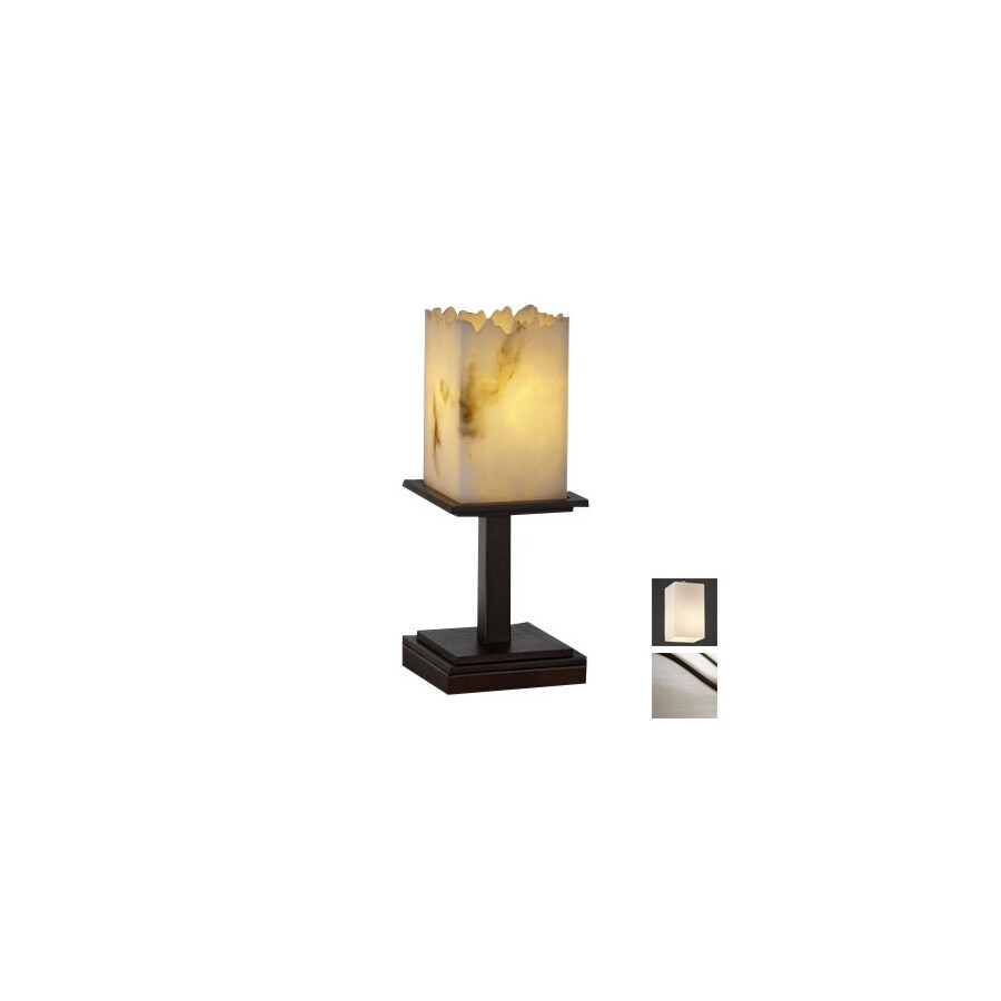 Cascadia Lighting 3-Way Brushed Nickel Touch Table Lamp with Shade