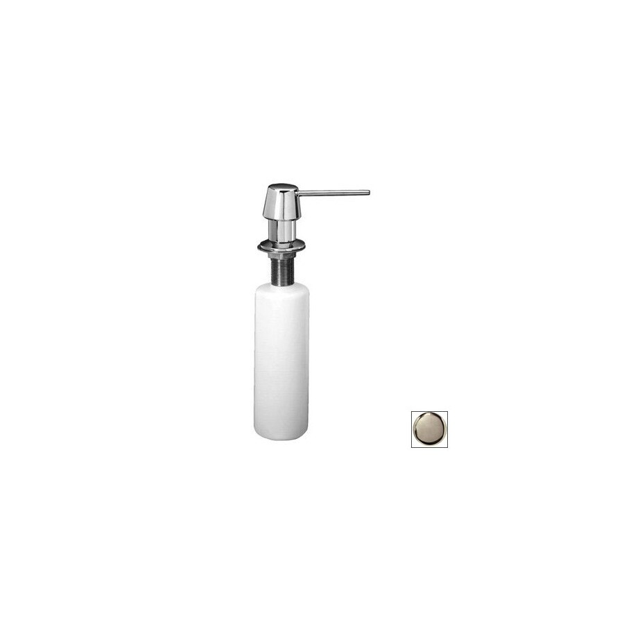 Westbrass Soap Dispensers Stainless-Steel Soap and Lotion Dispenser