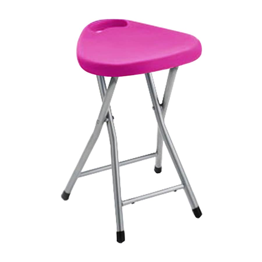 Nameeks Fuchsia 18.3071-in Small Stool