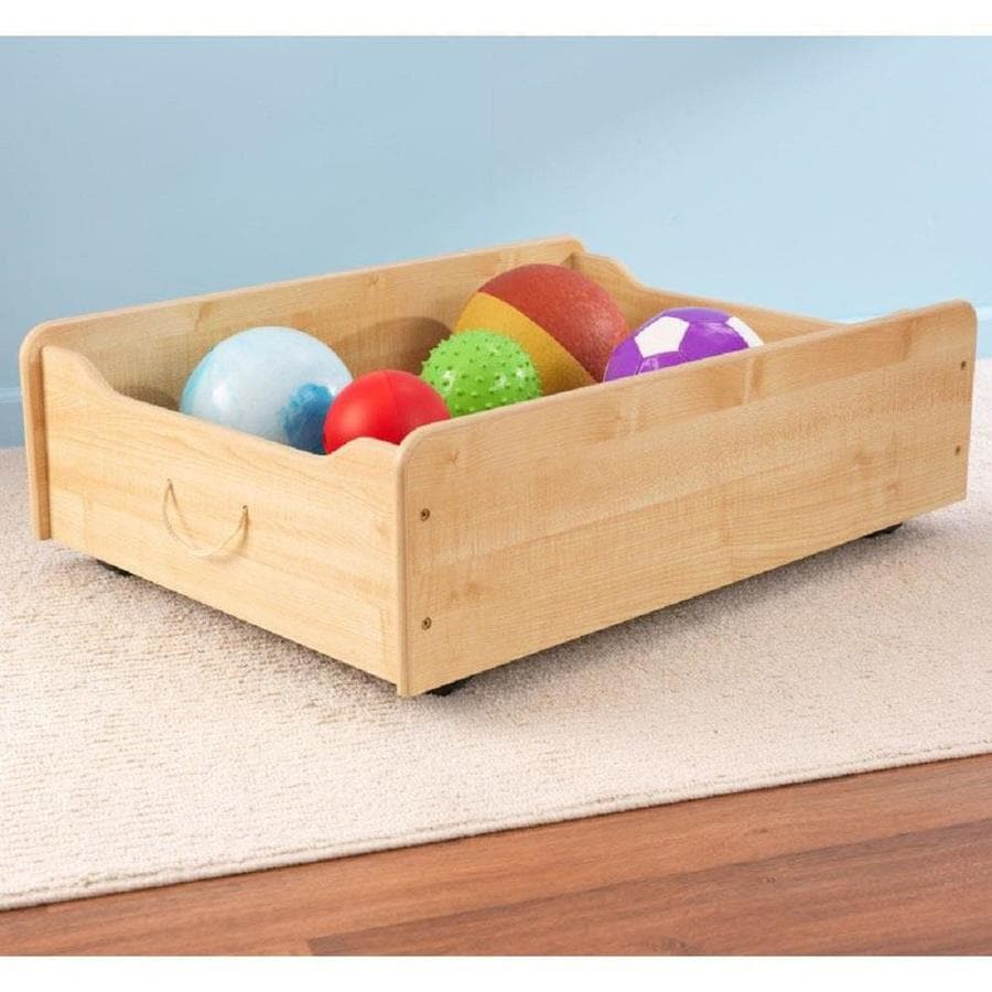 KidKraft 23.5-in x 10.25-in Natural Composite Wood Drawer