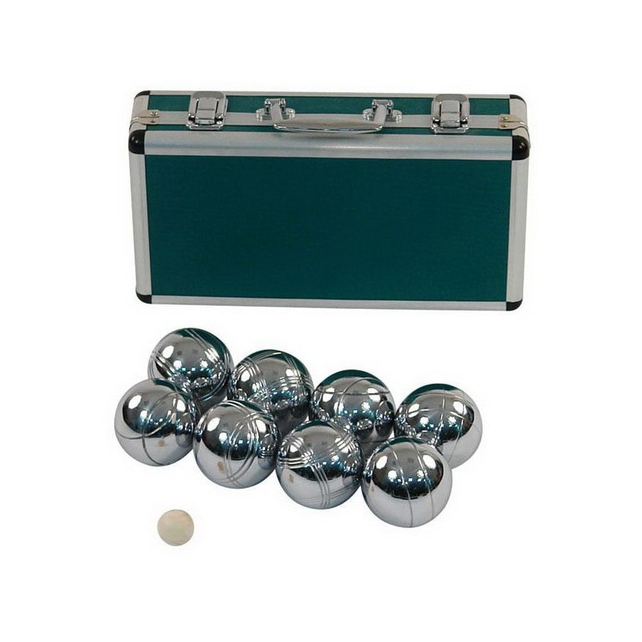 Jaques London Outdoor Boules Party Game with Case