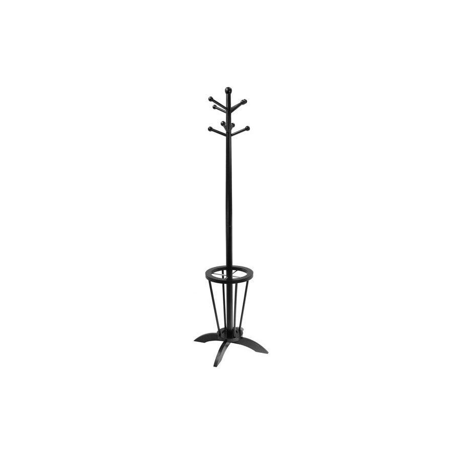 Winsome Wood Linea Dark Espresso 8-Hook Coat Stand