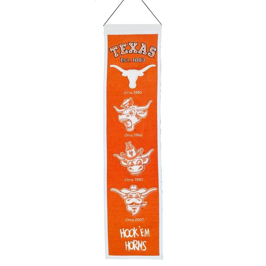 Winning Streak 2.67-ft W x 0.67-ft H Embroidered Wake Forest Demon Deacons Banner