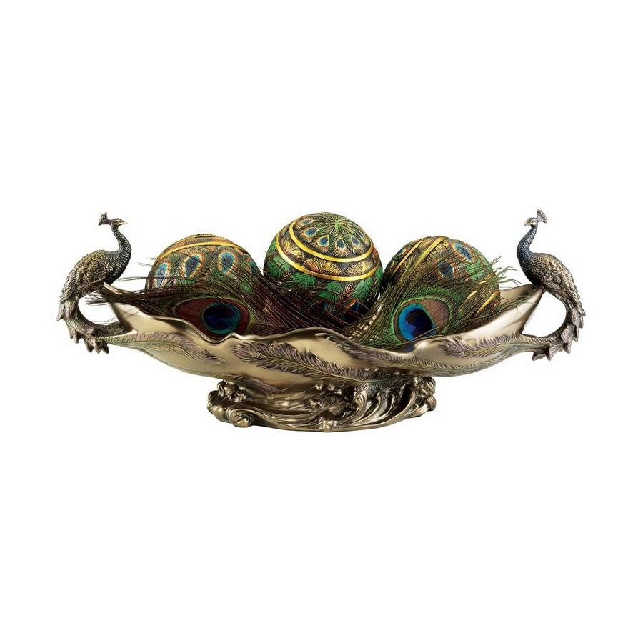 Design Toscano Hand Finished Quality Designer Resin Bowl