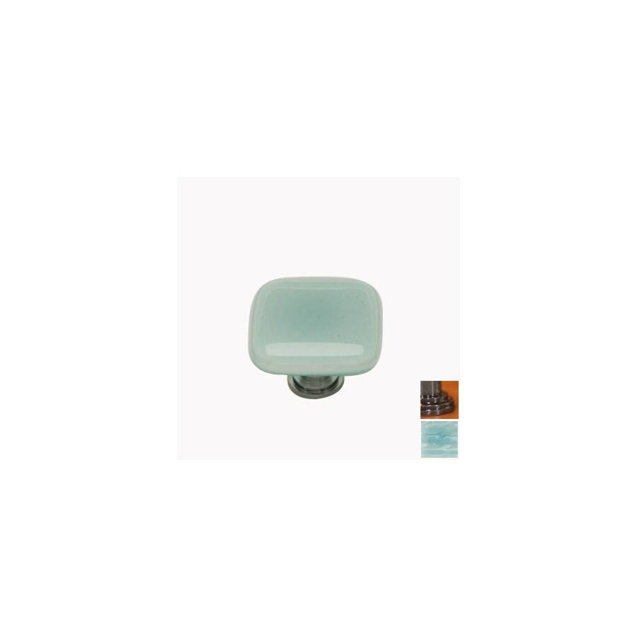 Sietto 1-1/4-in Oil-Rubbed Bronze Intrinsic Square Cabinet Knob
