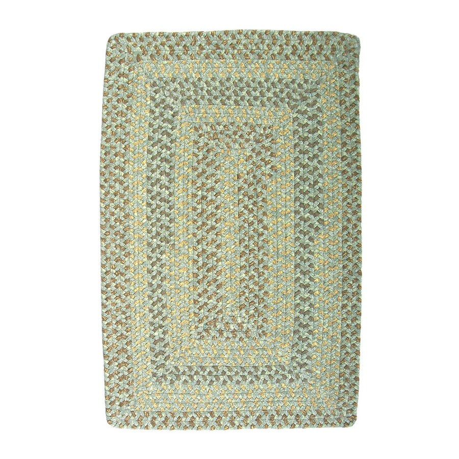 Colonial Mills Valencia 24-in x 48-in Rectangular Multicolor Transitional Accent Rug