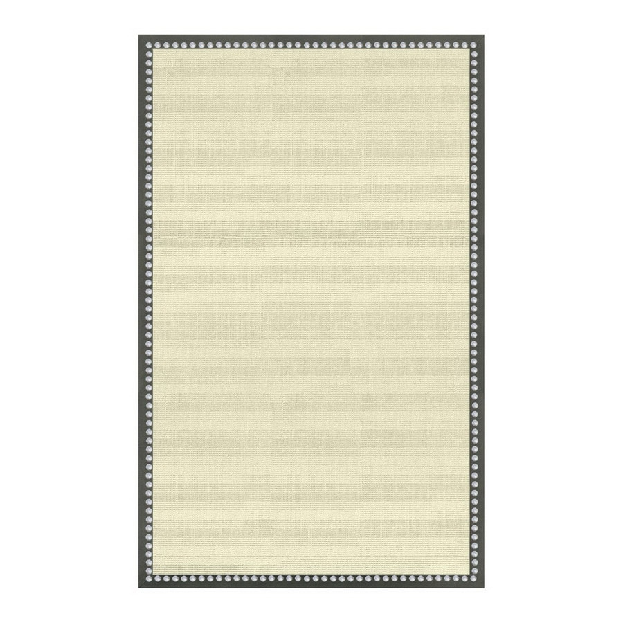 The Rug Market Frisco 8-ft x 10-ft Rectangular Multicolor Border Area Rug