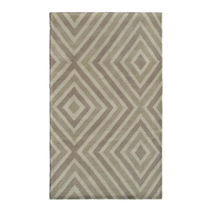 The Rug Market Camden 8-ft x 11-ft Rectangular Multicolor Geometric Area Rug