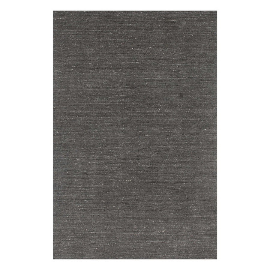 Jaipur Elements Rectangular Solid Wool Accent Rug (Actual: 24-in x 36-in)