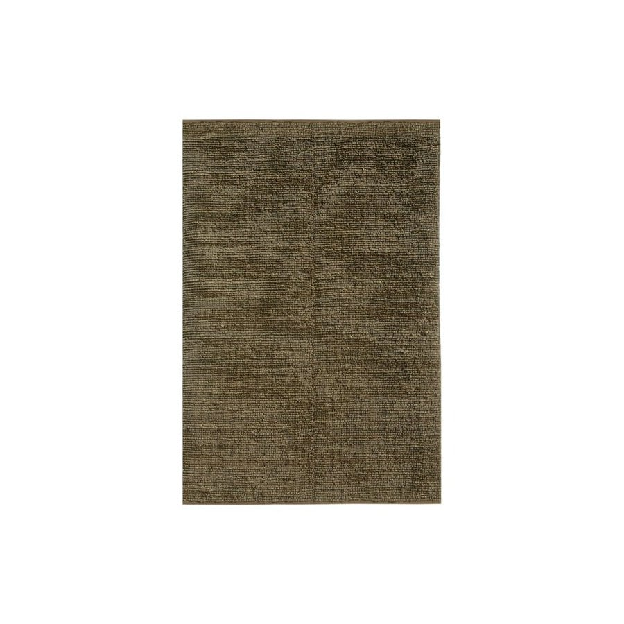 Jaipur Calypso 8-ft x 10-ft Rectangular Solid Jute Area Rug
