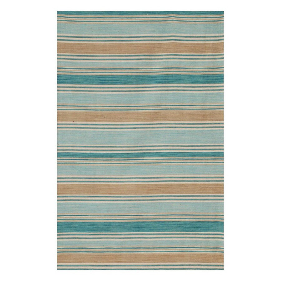 Jaipur Pura Vida 10-ft x 14-ft Rectangular Multicolor Transitional Area Rug
