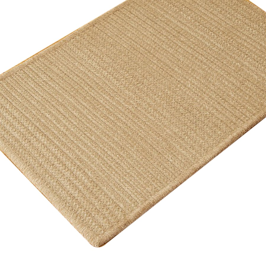 Colonial Mills Chenille 3-ft 6-in x 5-ft 6-in Rectangular Solid Area Rug