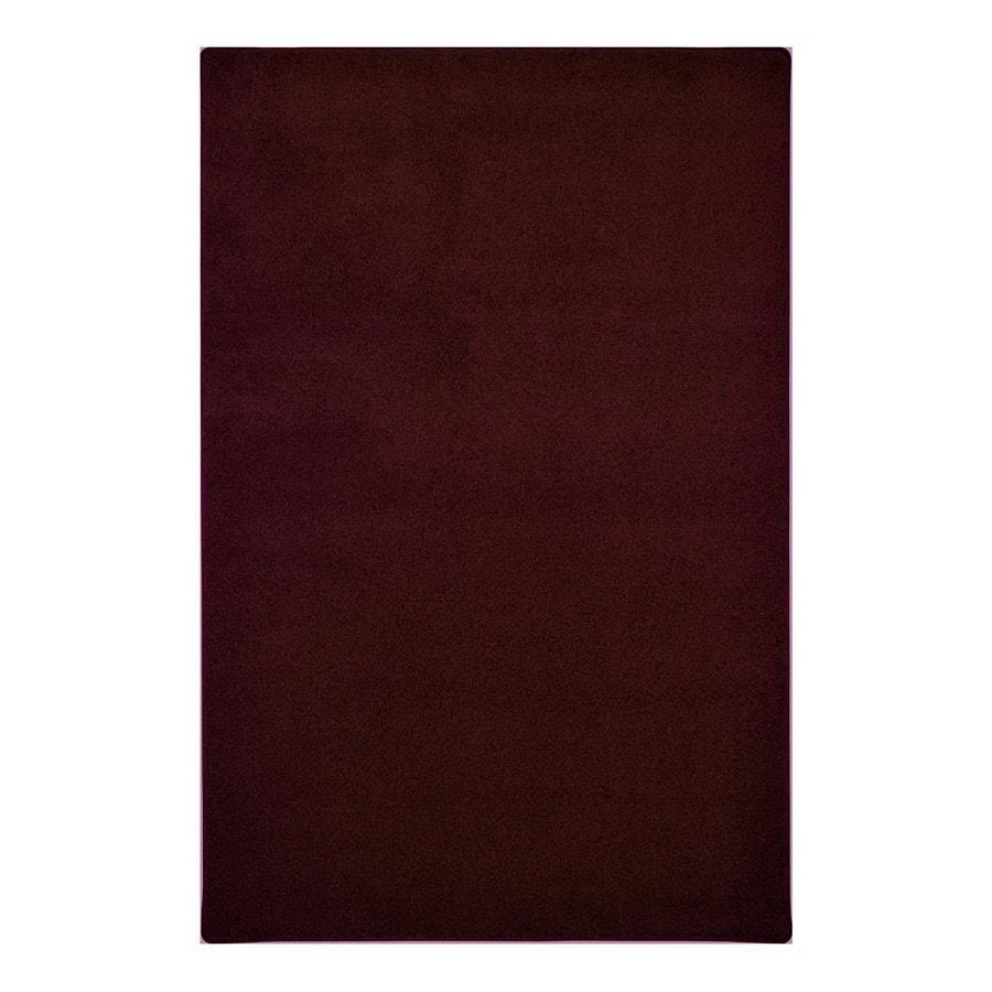 Joy Carpets Comfort Plus 18-ft x 12-ft Rectangular Solid Area Rug